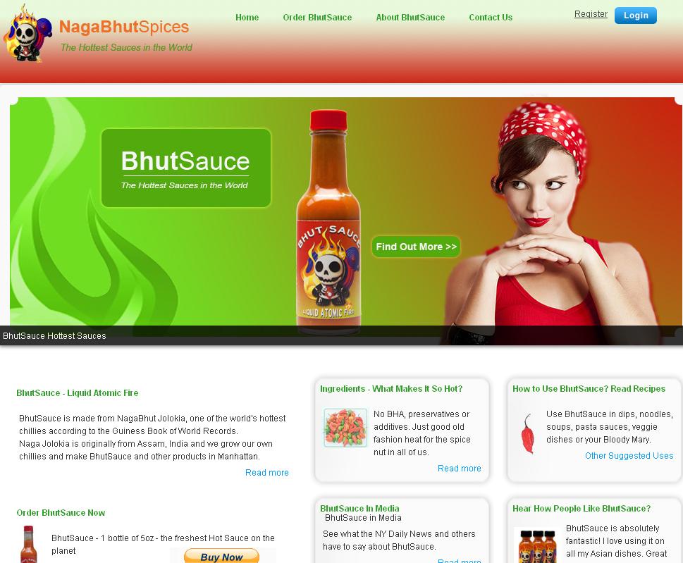 Nagabhut Spices