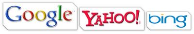 Google-Yahoo-Bing Market Share 2011